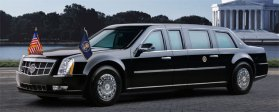 Cadillac One Mobil Dinas Obama