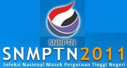 SNMPTN Tahun 2011