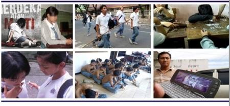 Degradasi Moral dan Prinsip Pendidikan Karater