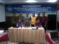 Menjadi Pemateri Workshop di KPS Balikpapan
