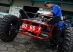 Buggy Car ABCD (Anak Bandung Cinta Damai) SMKN 8 Bandung