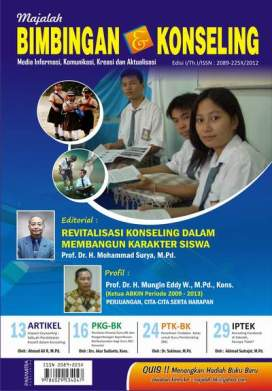 Majalah Bimbingan dan Konseling