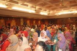 Perserta Seminar dan Workshop MGBK Nasional