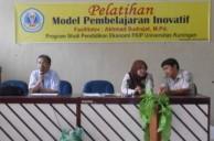 Pelatihan Model Pembelajaran Inovatif