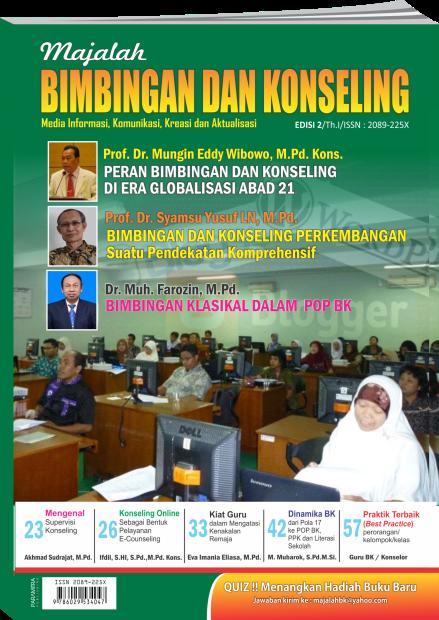 Majalah Bimbingan dan Konseling Edisi Kedua